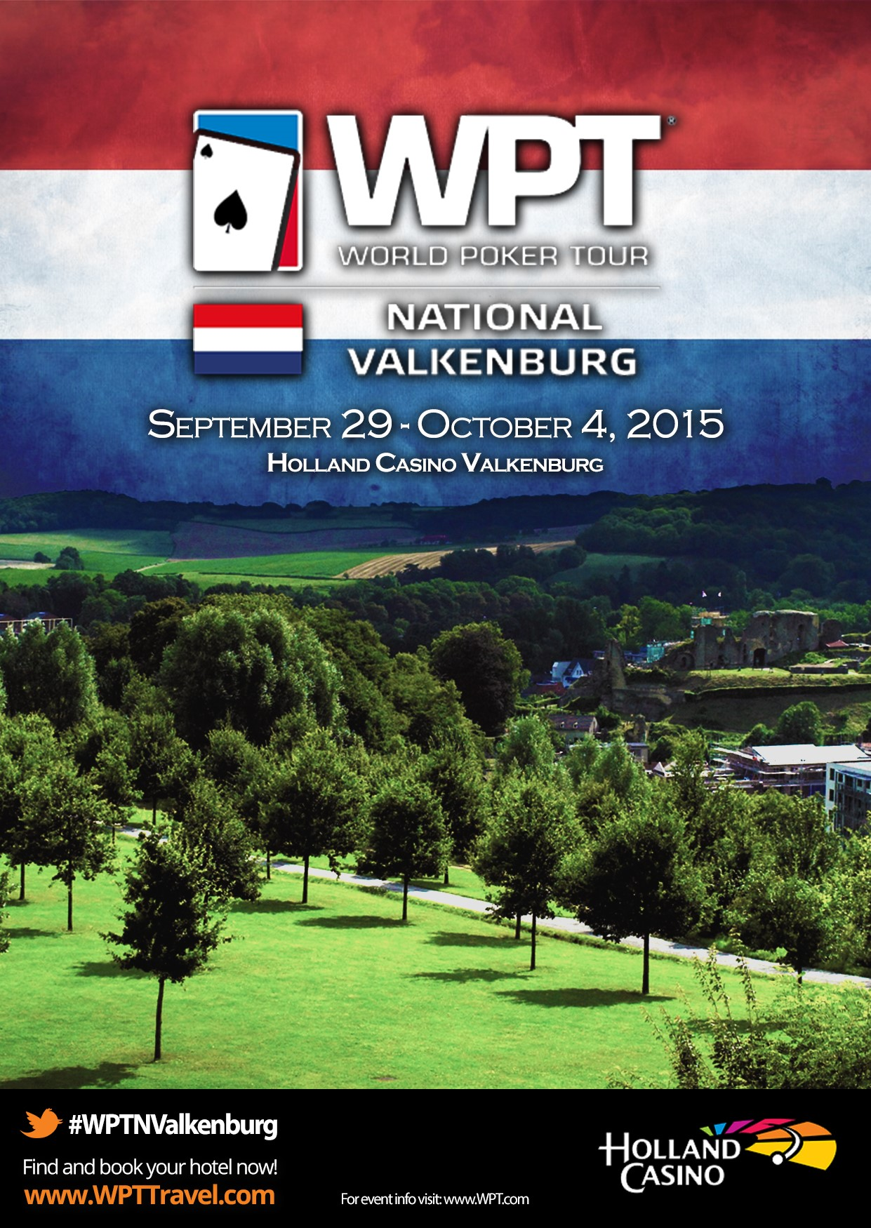 valkenburg casino poker