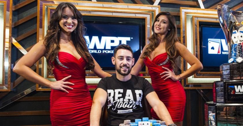 World poker tour 2018 winner