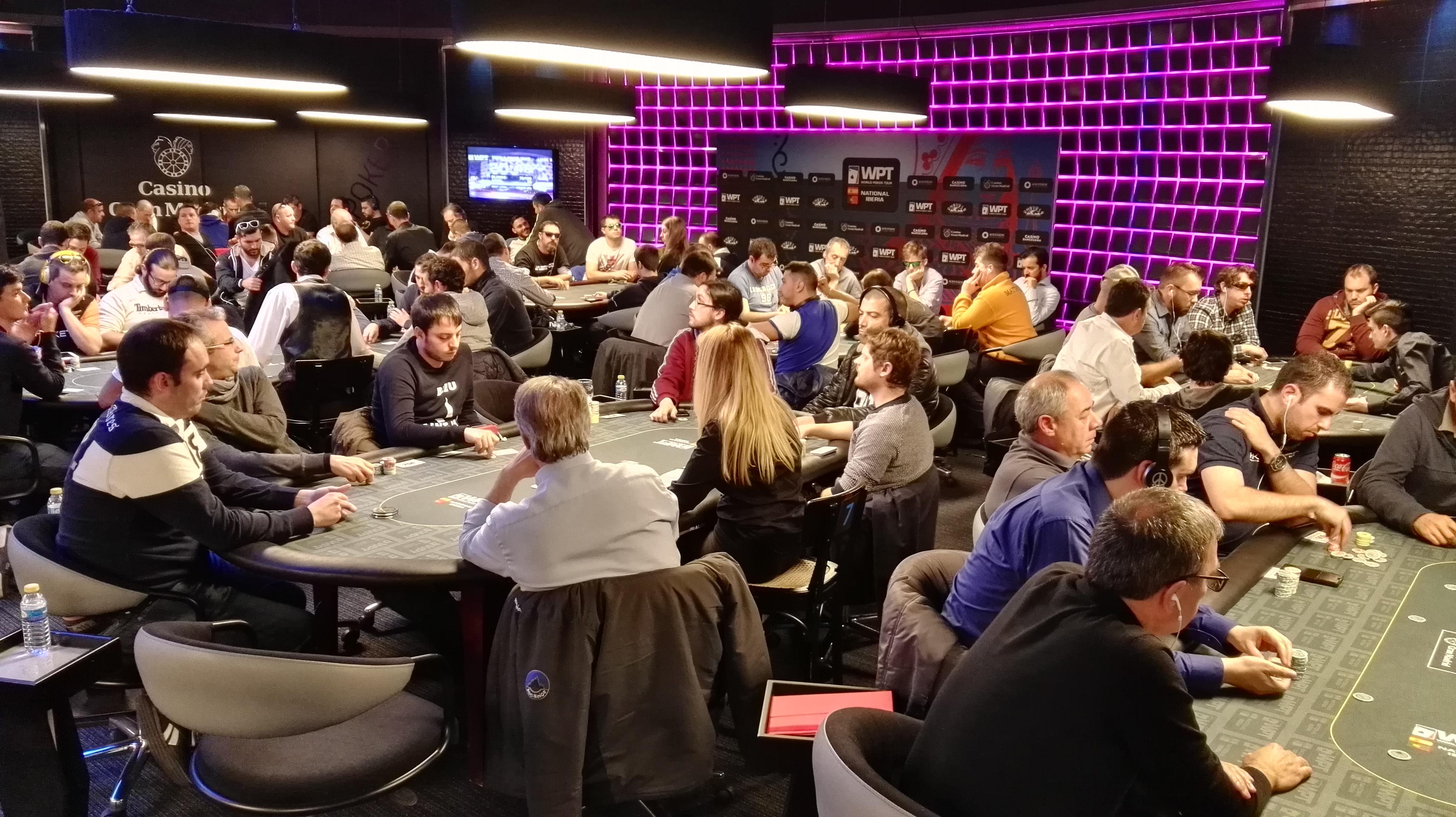 Madrid poker