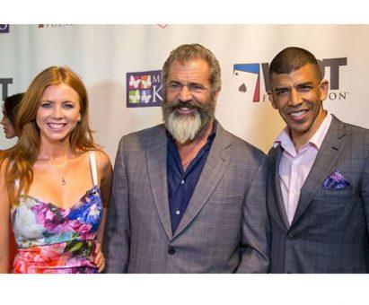 Lynn Gilmartin, Mel Gibson, Adam Pliska
