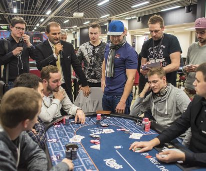 WPT Prague Bubble