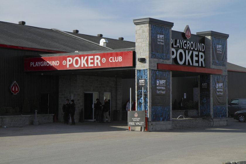 Poker  Cascades Casino Langley