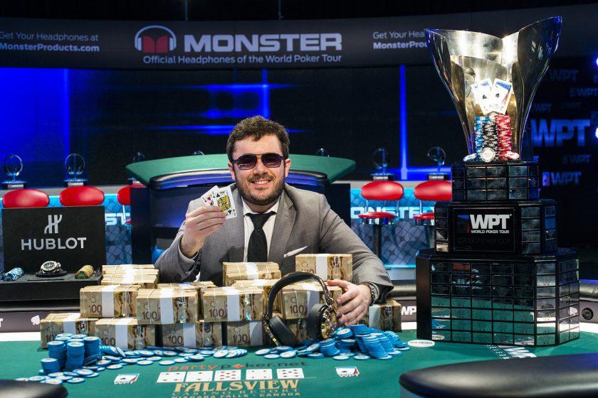 Fallsview casino poker tournaments 2012 results hotels cherokee casino