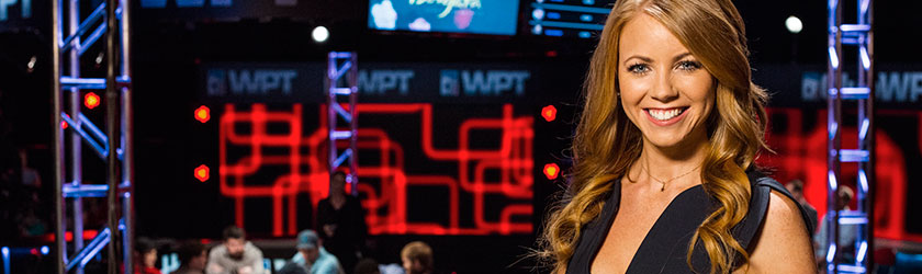 Lynn Gilmartin - World Poker Tour