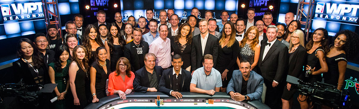 World Poker Tour Casino Partners
