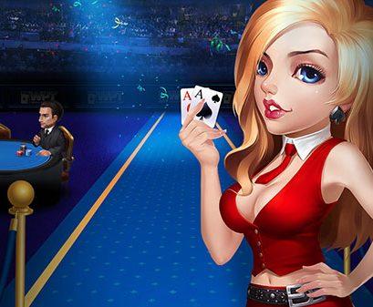 World poker club online, free games