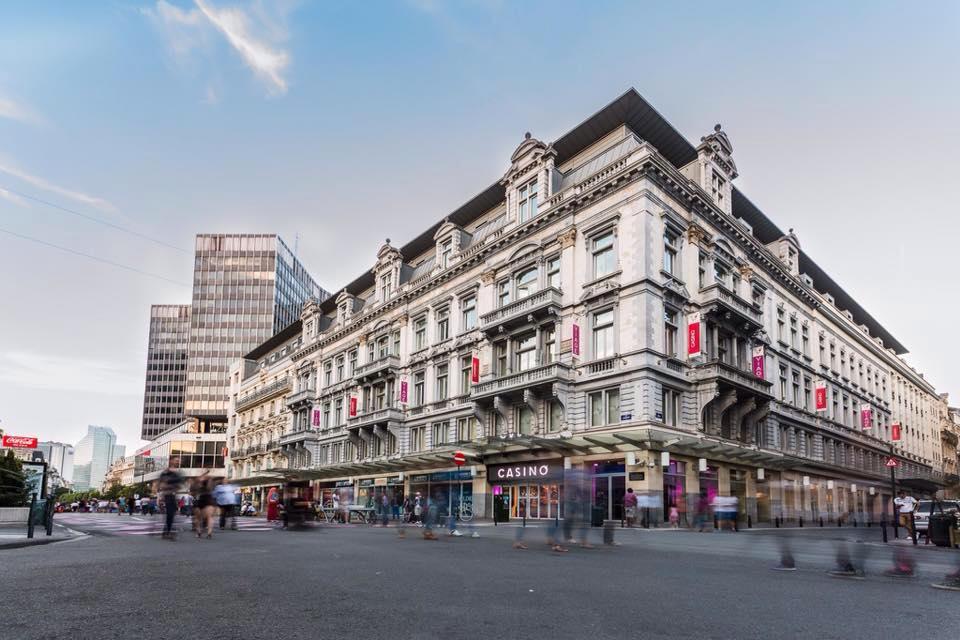 Grand Casino Brussels Viage