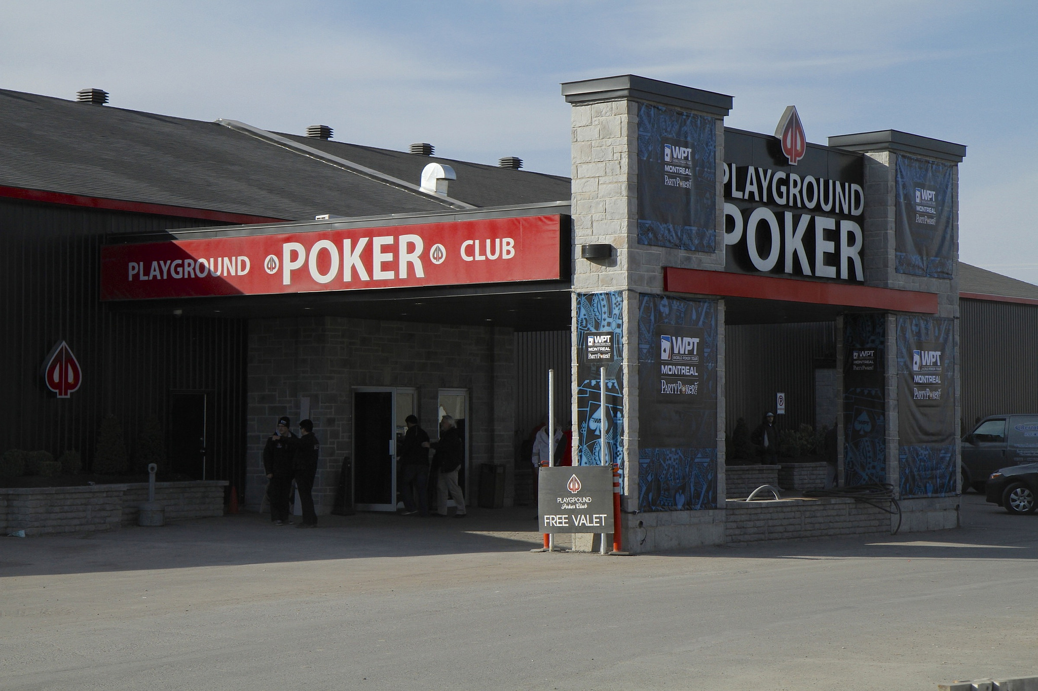 Playground Poker Club Tournament Schedule