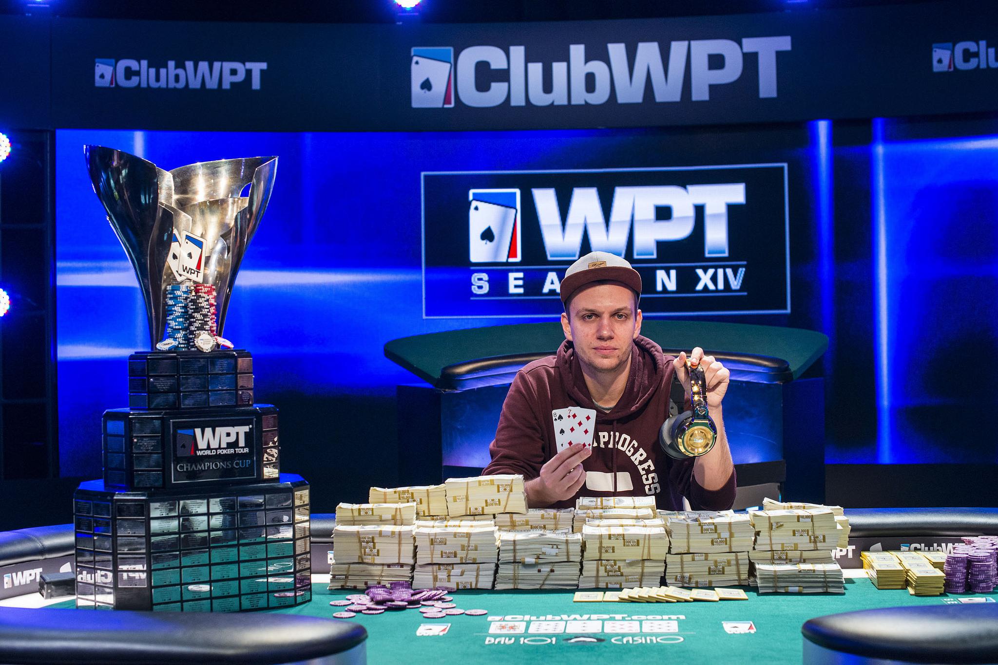 World poker tour 2017 tv schedule video poker deuces wild