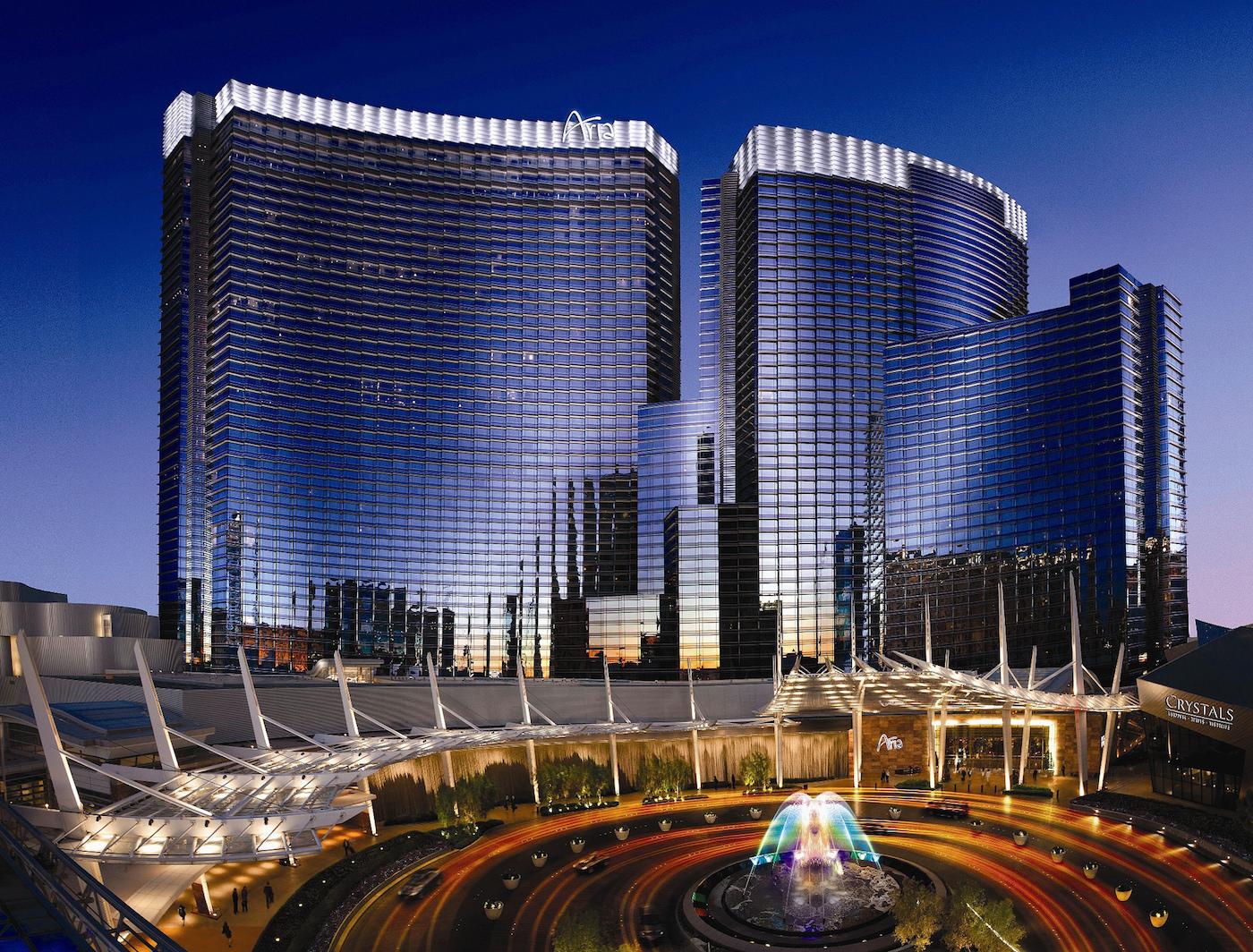 WPT500 Las Vegas ARIA Resort Casino