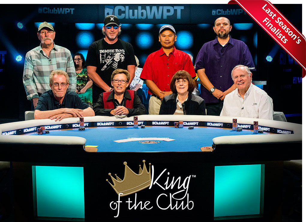 ClubWPT King of the Club