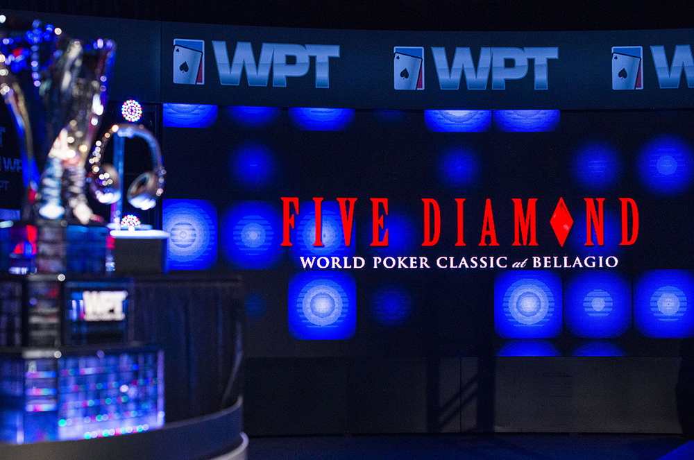WPT and playMGMpoker Team Up for NJ Online Satellites to WPT Five Diamond