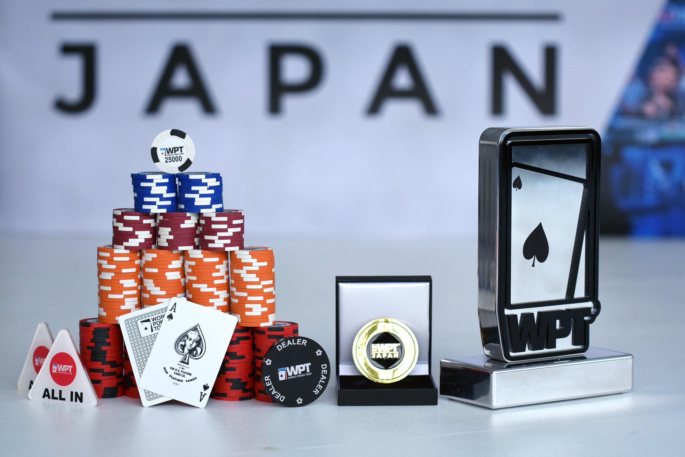 WPT Japan