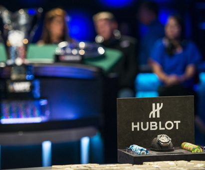 WPT and Hublot
