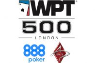 WPT500 London 888poker Aspers Casino