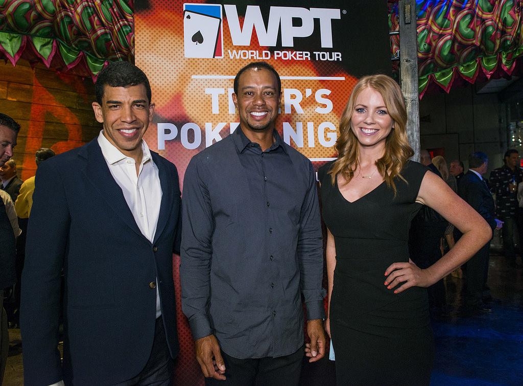 Adam Pliska, Tiger Woods, Lynn Gilmartin